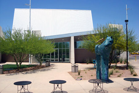 Paradise Valley Community College Center for the Performing Arts Directions