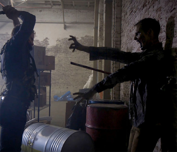 Matt & Dan - Zombie Ex